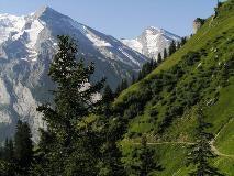 Surroundings of Kandersteg