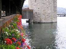 Chappel bridge Lucerne
