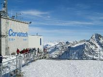 View from Corvatsch