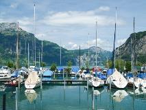 Harbour of Flüelen