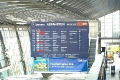 Treinstation van Luzern