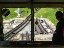 Cog train towards Pilatus