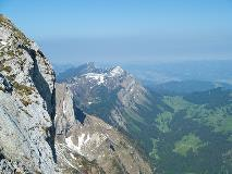 Spectacular view from the Pilatus