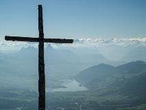 Cross at Rigi