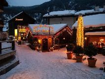Zermatt 's avonds
