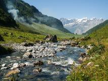 De rivier Gentalwasser
