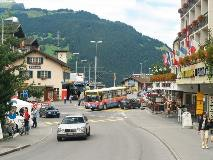 Grindelwald's main street