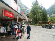 Shopping in Grindelwald