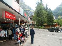 Shoppen in Grindelwald