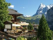 Restaurant in Mürren