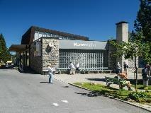 Mürren train station