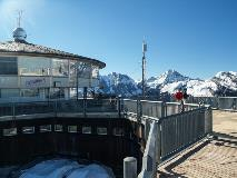 Restaurant at the Schilthorn
