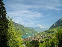 Lungern and Lake Lungern