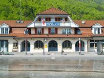 Station Interlaken Ost