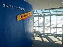Jungfraujoch at 3571 metres