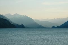 Morning at Lake Brienz