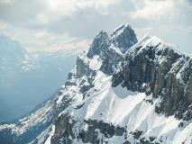 Uitzicht vanaf Titlis