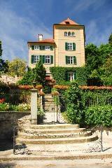Manor house in Fürstenau