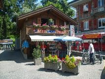 Sports shop in Grindelwald