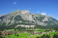 Kandersteg and Bunderspitz