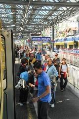 Station of Lauterbrunnen