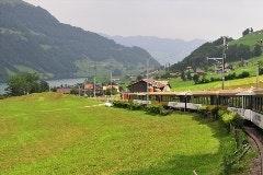 Golden Pass bij Lungern