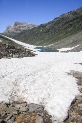 Sneeuw in Val Minor