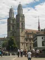 Fraumünsterkirche