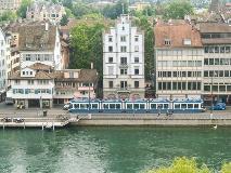 Limmatquai in Zürich