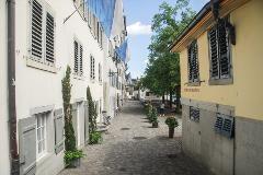 Oud stadscentrum van Zürich