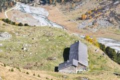 Alp Surovel boven Val Roseg