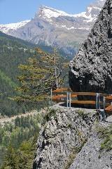 Path along Bisse de Savièse
