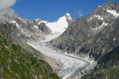 Fiescher glacier