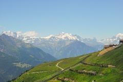 Uitzicht vanaf Fiescheralp