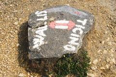 Grens tussen Tessin en Wallis