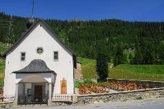 Kerk in Oberwald
