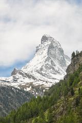 Matterhorn near Zermatt