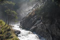 Simmen falls near Lenk