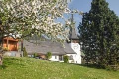 Kerk in Zweisimmen