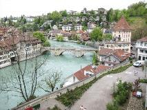 Aare in Bern