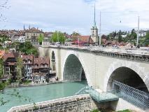 Bridge over the Aare