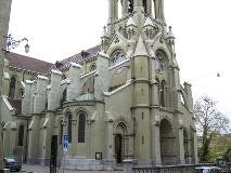 Kerk in Bern
