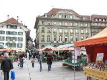 Market in Bern