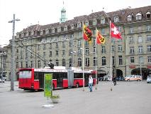 Square before the main station