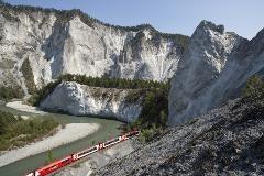 Glacier Express Rheinschlucht
