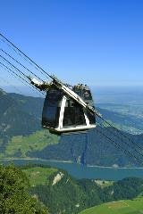 Stanserhorn CabriO descending
