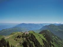 View of the Stanserhorn