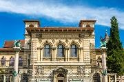 Lausanne Palais du Rumine