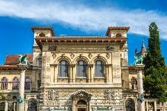 Palais du Rumine in Lausanne
