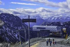 Weissfluhjoch Davos ski lift